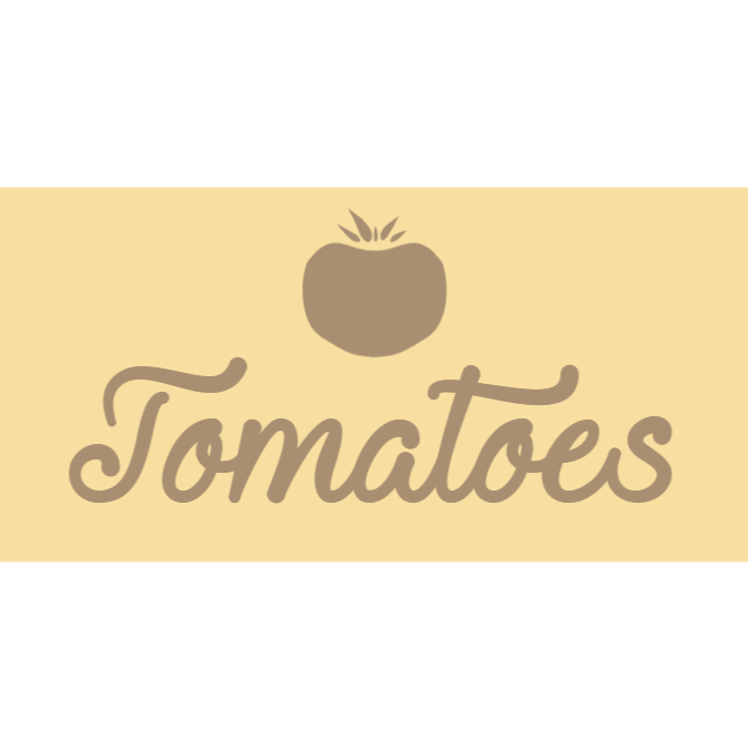 Tomatoes sign