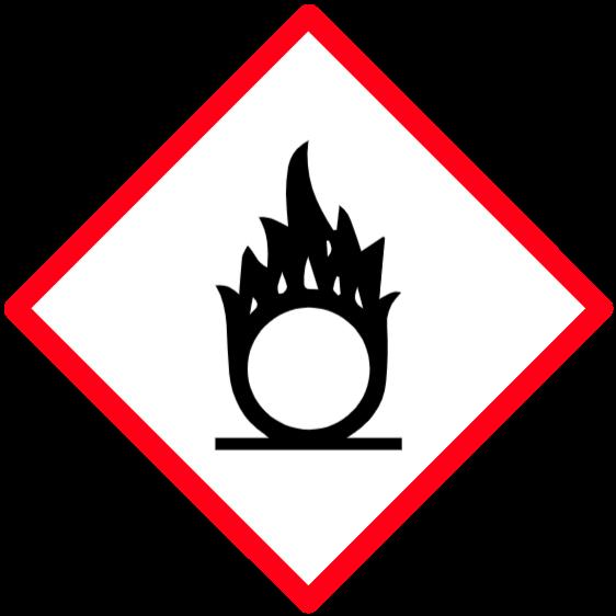 Hazard - Oxidising