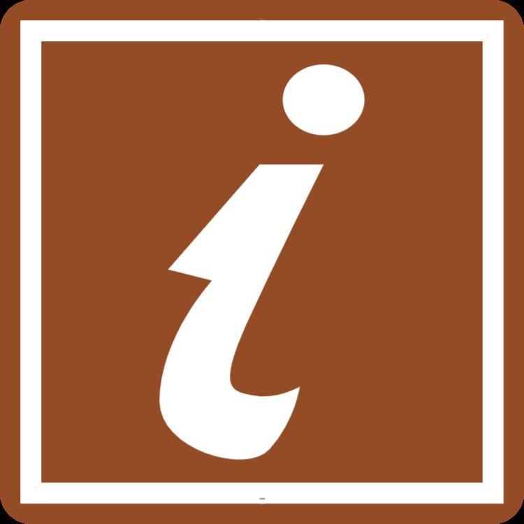 Tourist information sign 1