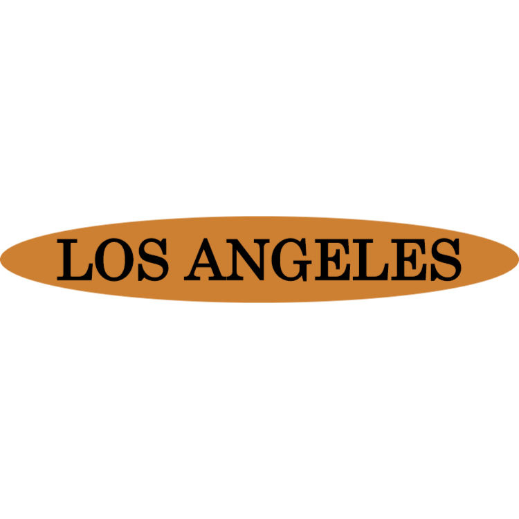 Los Angeles - gold sign