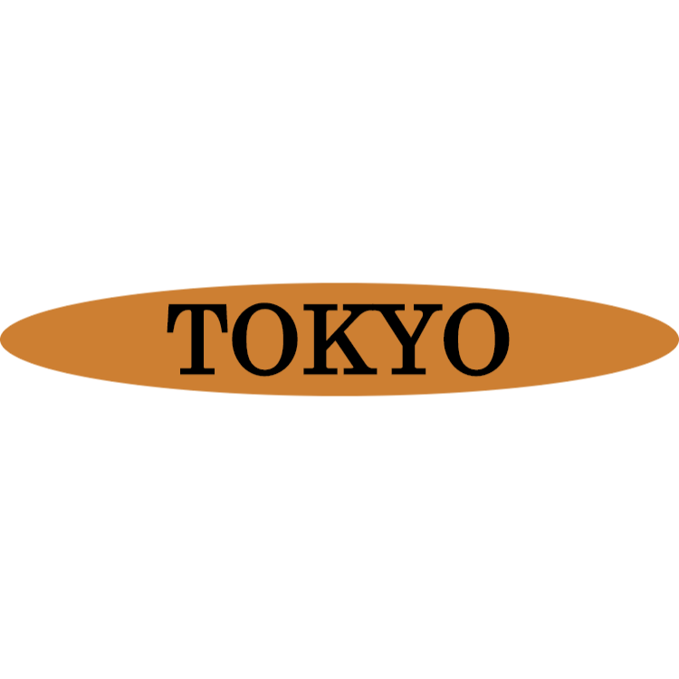 Tokyo - gold sign