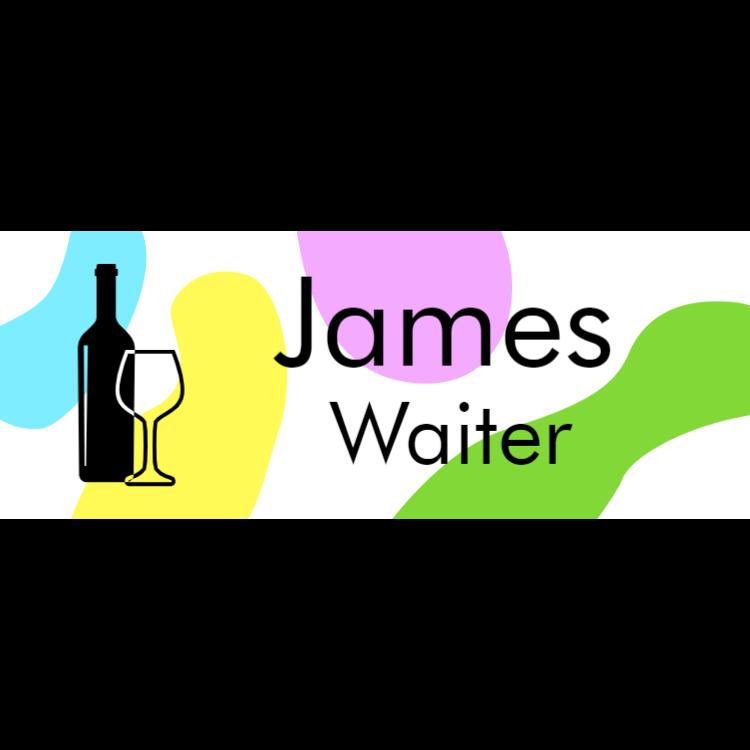 Colourful name tag